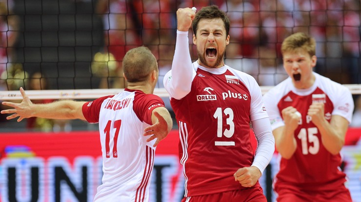 Terminarz meczów reprezentacji Polski siatkarzy w 2018 roku