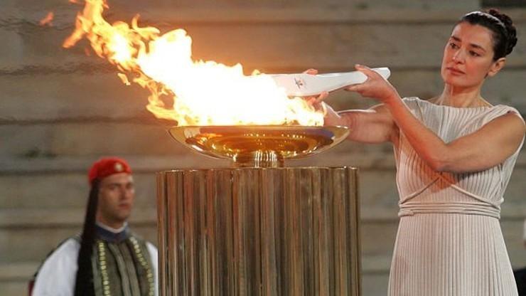 Tokio 2020: Anulowano sztafetę z ogniem olimpijskim