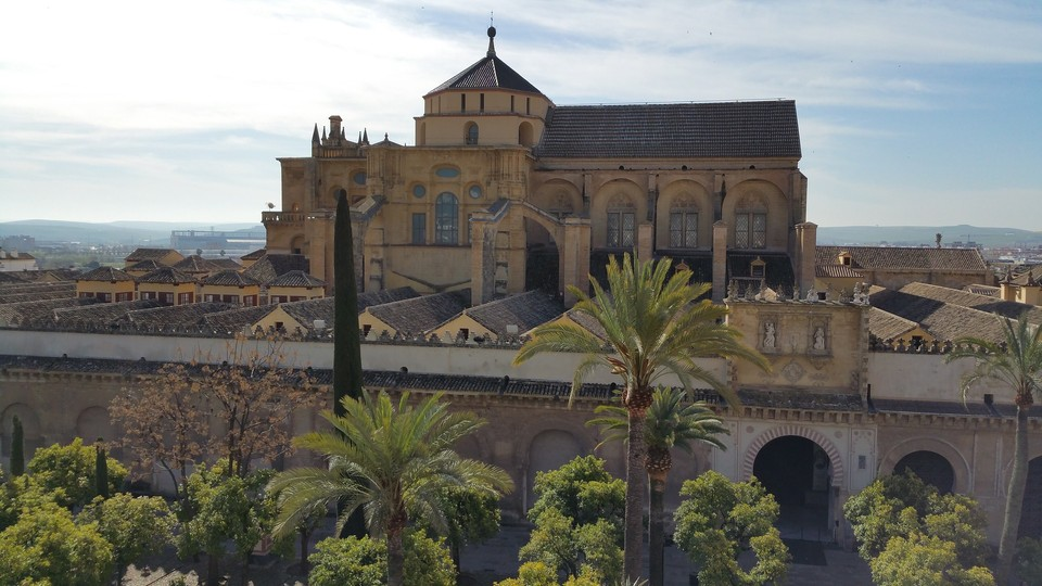 Mezquita w Kordobie
