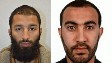 Policja ujawniła nazwiska dwóch zamachowców z London Bridge