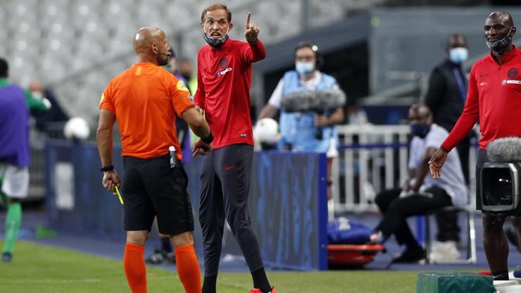 Piłkarze PSG narzekają na Thomasa Tuchela. Za dużo gry na Kyliana Mbappe i Neymara?