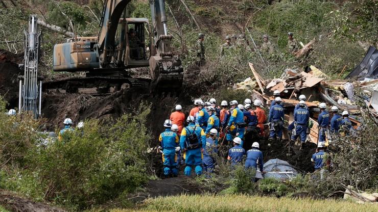 44 ofiary śmiertelne trzęsienia ziemi w Japonii. 660 rannych