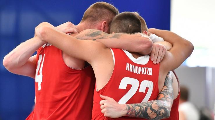 Igrzyska Europejskie: Finał koszykówki 3x3 nie dla Polaków! Biało-Czerwoni powalczą o brąz