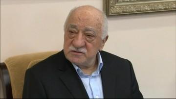 Podwójne dożywocie i 1900 lat pozbawienia wolności. Tego Turcja chce dla Fethullaha Gulena