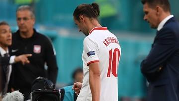 Euro 2020: Ekspert wskazał, kto powinien zastąpić Krychowiaka w meczu z Hiszpanią