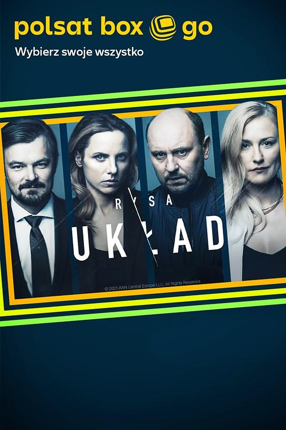 2021-09-14 Układ: Premiera w Polsat Box Go. Nowy serial kryminalny - Polsat.pl