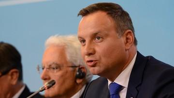 Duda: UE musi zacząć kojarzyć się ze sprawnym działaniem, a nie biurokracją