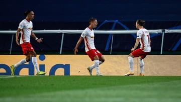 Liga Mistrzów: Lipsk gra dalej! Zadecydował gol w końcówce