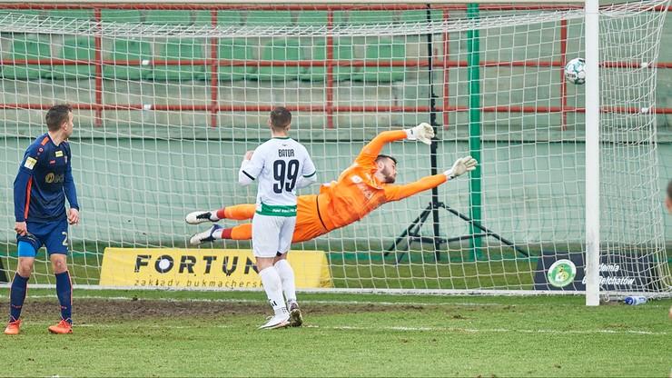 Fortuna 1 Liga: Drużyny z czołówki nie odniosły zwycięstwa