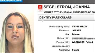 """Najbardziej poszukiwana Polka na świecie. Kim jest Joanna Segelstrom? Materiał """"Raportu"""""""