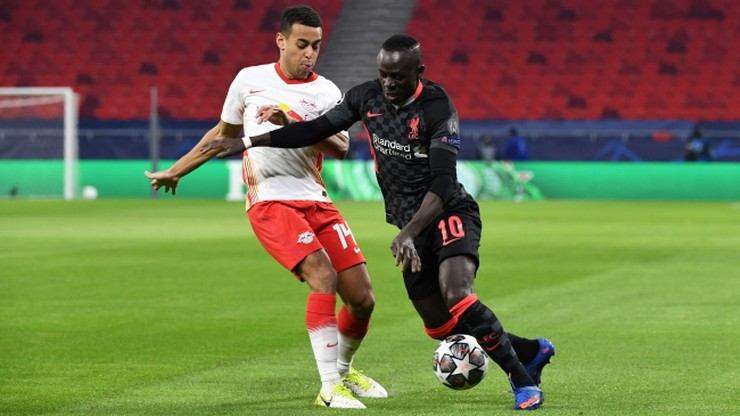 Liga Mistrzów: RB Lipsk - Liverpool FC. Skrót meczu (WIDEO)