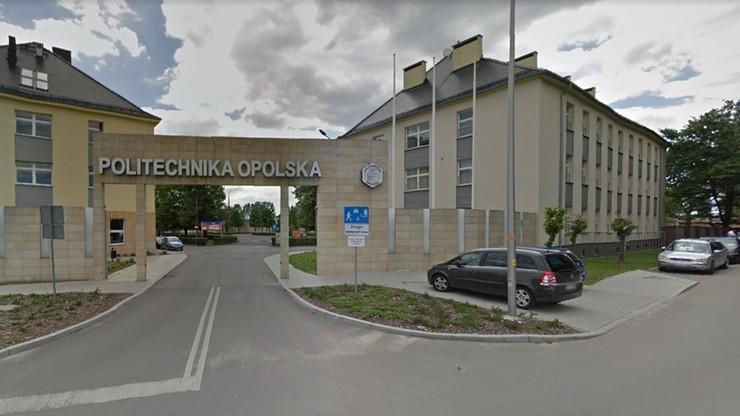 Po śmierci rektora Politechniki Opolskiej umorzono śledztwo w jego sprawie