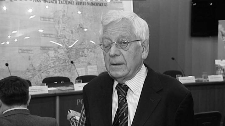 Nie żyje Zdzisław Najder. Miał 90 lat