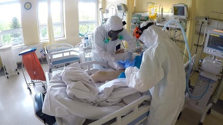 Koronawirus wśród lekarzy. MZ podało dane o liczbie zachorowań i zgonów