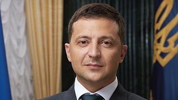 """Prezydent Ukrainy chce, by wynagrodzenie w jego kraju """"było takie jak w Polsce"""""""