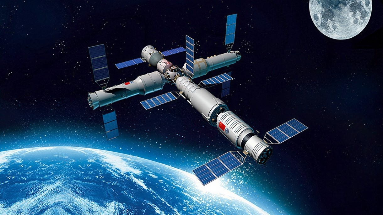 CIA ostrzega, że Chińska Stacja Kosmiczna posłuży do niszczenia satelitów