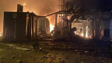 Wybuch w zakładzie chemicznym. Policja wyjaśnia przyczyny