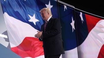 """Trump stawia warunki. Jako prezydent pomoże krajom NATO, """"jeśli spełnią swoje zobowiązania"""""""