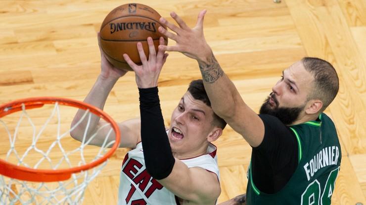 NBA: Miami Heat zapewnili sobie awans do play-off
