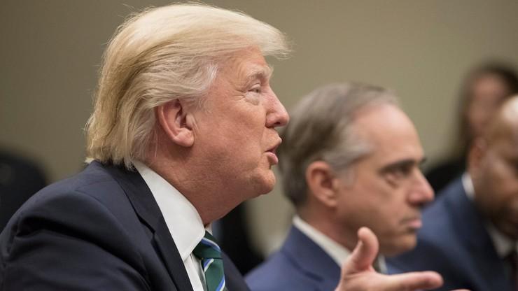"""""""Koreańczycy ogrywają Stany Zjednoczone od wielu lat. Chiny niewiele zrobiły, by pomóc"""". Trump krytykuje Koreę Płn"""