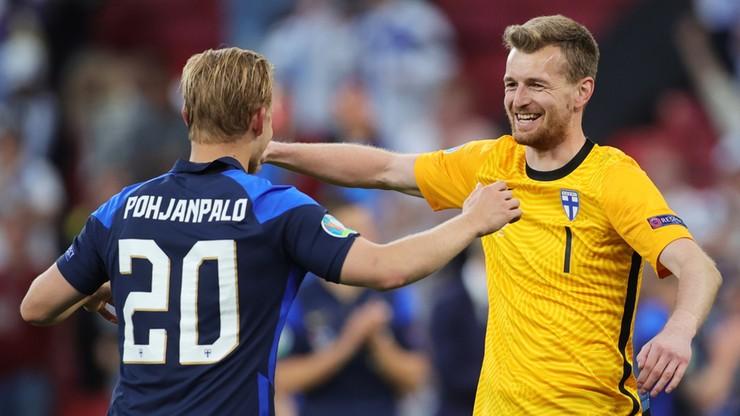 Euro 2020: Lukas Hradecky jak Trols Rasmussen i Przemysław Tytoń