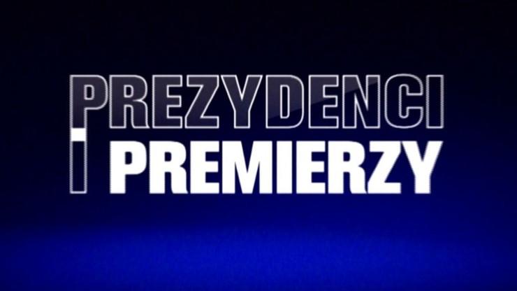 """""""Prezydenci i Premierzy"""" - piątek 20:00 w Polsat News"""