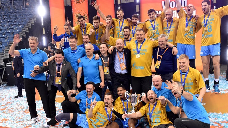 Zenit Kazań mistrzem Rosji. Udane pożegnanie Leona