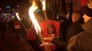 """""""Zastopować neofaszystowski pochód"""". Obywatele RP i Strajk Kobiet chcą zablokować wtorkowy marsz narodowców"""