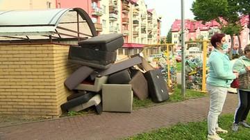 Goleniów zasypany śmieciami. Gmina nie ma pieniędzy na ich wywóz