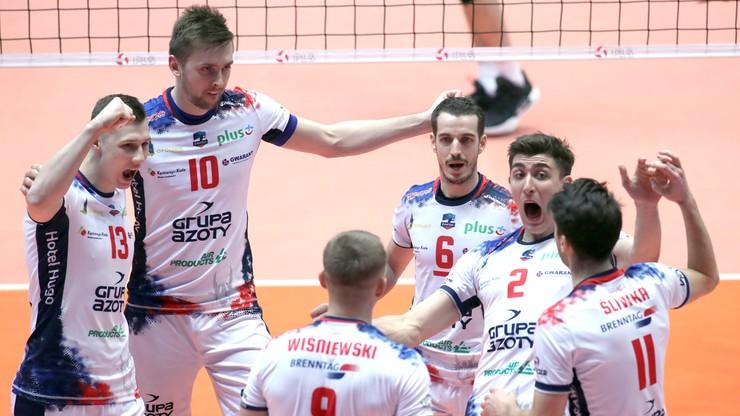 PlusLiga: ZAKSA Kędzierzyn-Koźle – ONICO Warszawa. Transmisja w Polsacie Sport