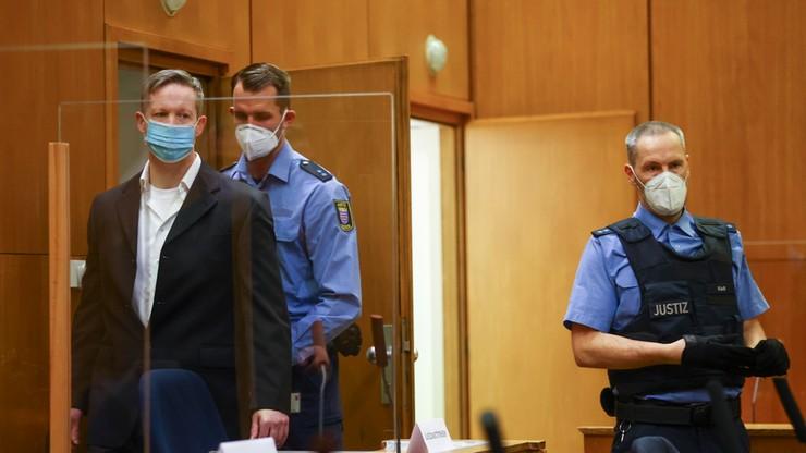 Niemcy: wyrok dożywocia dla zabójcy chadeka Waltera Luebckego