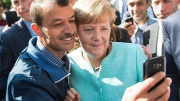 Chadecy Angeli Merkel nadal tracą poparcie. Winny kryzys migracyjny