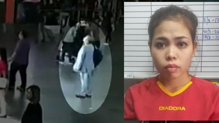 """Zabiła Kim Dzong Nama. Twierdzi, że zapłacili jej 90 dolarów za żart w """"ukrytej kamerze"""""""