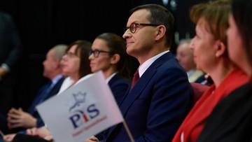 Premier: stoimy u progu wielkiej szansy budowy państwa dobrobytu