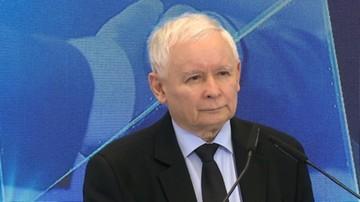 """Kaczyński o życiu prywatnym. Odpowiedział na""""intymne pytanie"""""""