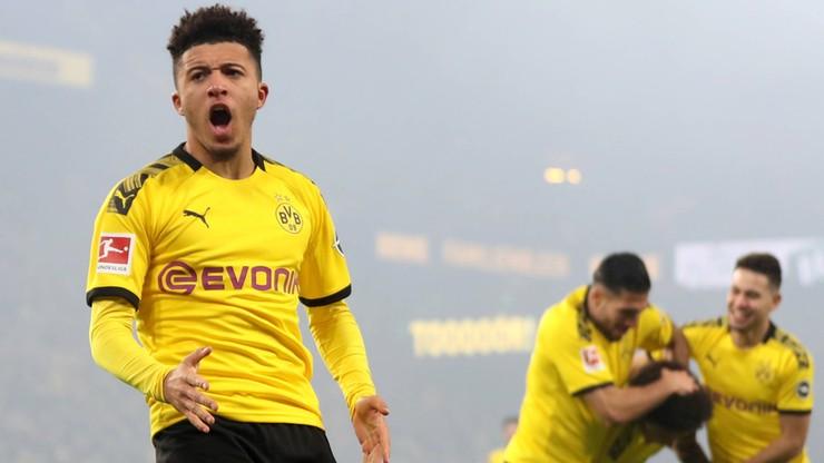 Twarde stanowisko Borussii Dortmund. Sancho zostanie w klubie?