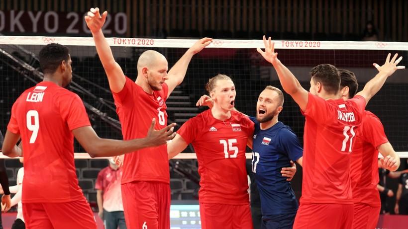 Tokio 2020: Pokaz siły! Polscy siatkarze rozbili Kanadę i zajęli pierwsze miejsce w grupie