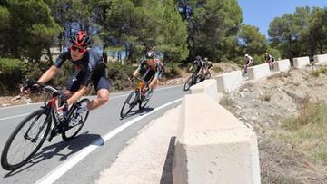 Vuelta a Espana: Damiano Caruso wygrał 9. etap, Primoz Roglic umocnił się na prowadzeniu