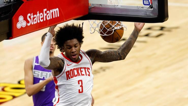 NBA: 20-latek przeszedł do historii! Kevin Porter Jr. zdobył 50 punktów