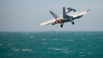 Kolizja amerykańskich samolotów wojskowych nad Atlantykiem