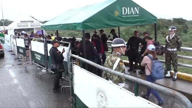 Ponad 100 tys. Wenezuelczyków poprosiło za granicą o azyl. Powodem m.in. brak leków i żywności
