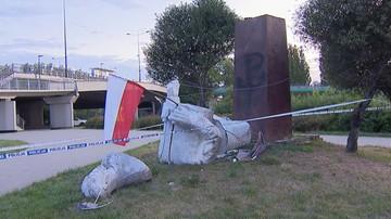 """""""Pomnik Berlinga nie może zostać odbudowany"""". Ustawą dekomunizacyjną został wskazany do usunięcia"""