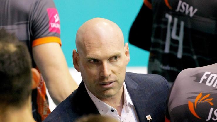 Prezes JW o zwolnieniu trenera: Sportowo było dobrze, ale mentalnie to siadło