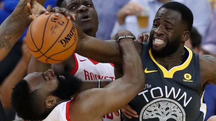 NBA: Rockets blisko wyeliminowania Warriors
