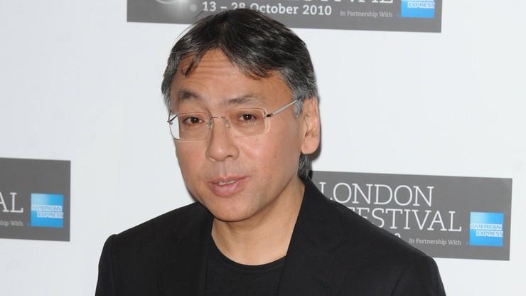 Kazuo Ishiguro laureatem literackiej Nagrody Nobla