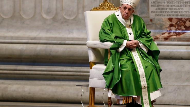 """""""Największym ubóstwem jest nasze ubóstwo miłości"""". Papież w Światowym Dniu Ubogich"""