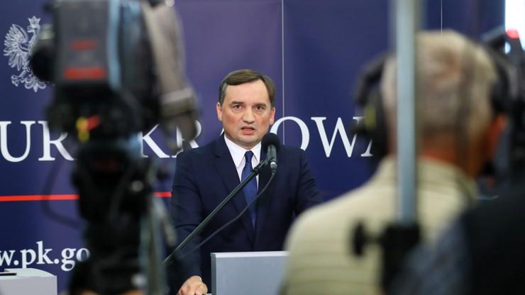 Stowarzyszenie prokuratorów zawiadamia premiera ws. Zbigniewa Ziobry. Jest odpowiedź prokuratury