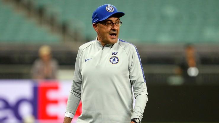 Sarri bliski opuszczenia Chelsea. Decyzja w ciągu 48 godzin