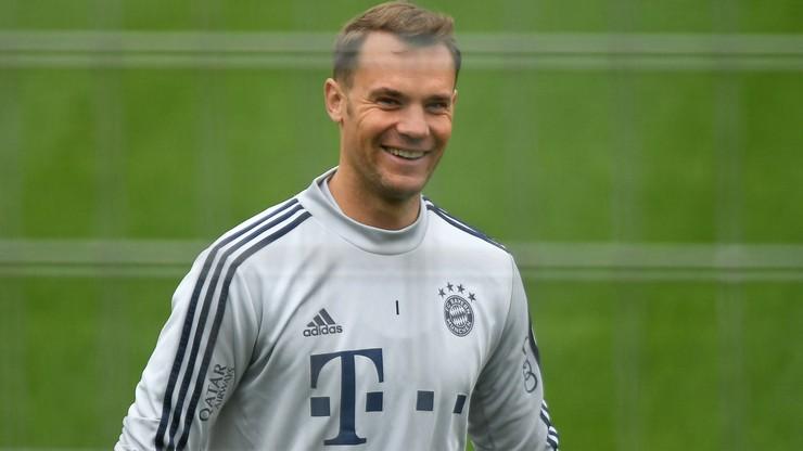 Niemieckie media: Neuer bliski pozostania w Bayernie