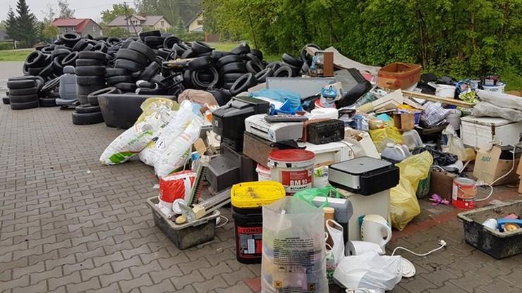 Gmina ogłosiła zbiórkę odpadów. Takiego odzewu nikt się nie spodziewał